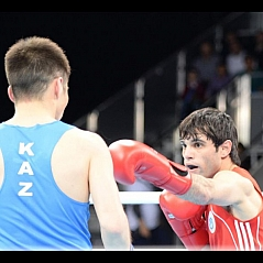 "Boxing Tournament in anticipation of the European games ""Baku-2015"""
